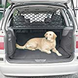 Leoie Practical Car Boot Pet Dog Guard Separation Net Durable Fence Safety Barrier
