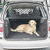 Leoie Practical Car Boot Pet Dog Guard Separation Net Durable Fence Safety Barrier