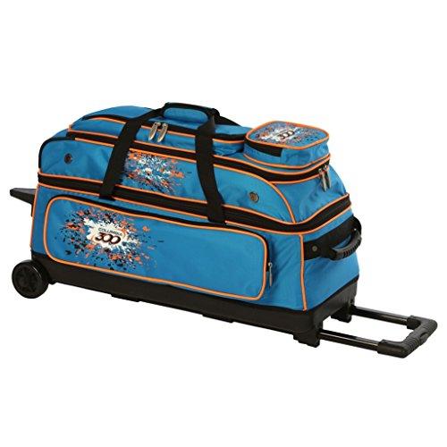 Team C300 3 Ball Roller Bowling Bag ()