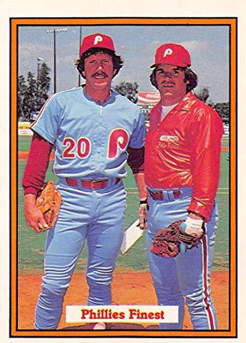 l #585 Pete Rose/Mike Schmidt Philadelphia Phillies ()