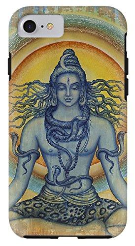 Shiva Case - iPhone 8 Case Shiva by Pixels