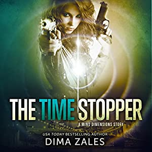 The Time Stopper Audiobook