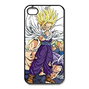 iphone4 4s Black phone case Dragon Ball Christmas gifts for boys and girls OPC3317660