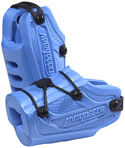 AquaJogger Adjustable Width Shoes, 55-Inch by AQUAJOGGER