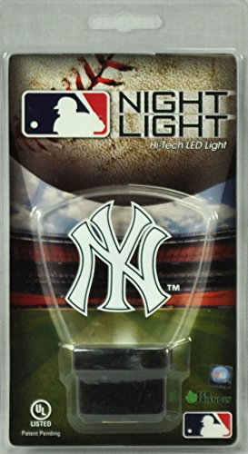 - Football Fanatics MLB New York Yankees LED Night Light