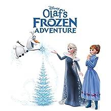 Olaf's Frozen Adventure Plus 6 Disney Tales