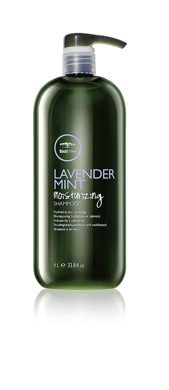 Tea Tree Lavender Mint Moisturizing Shampoo, For Coarse Dry Hair