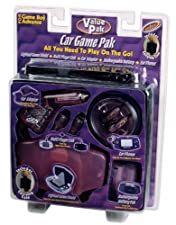 Car Game Pak (Fuchsia) - Game Boy Advance by Amazon.com
