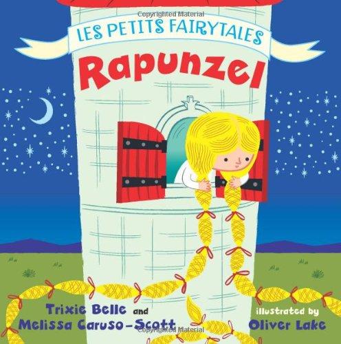 Rapunzel: Les Petits Fairytales - Fairy Tale Vocabulary