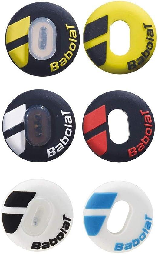 700024/_ 142 by Babolat BABOLAT Custom Damp Vibration Dampener Black//Yellow