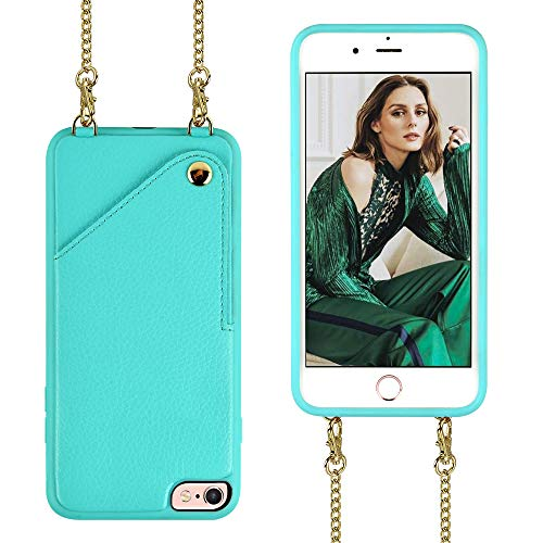 iPhone Leather JLFCH Detachable Crossbody