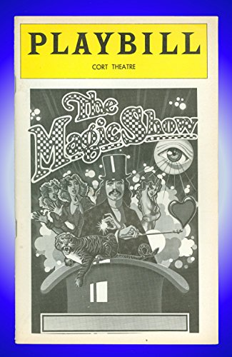 The Charming Show, Broadway Playbill + Joseph Abaldo, Gwendolyn Coleman, Tom Mardirosian, Natalie Mosco, Ramona Brooks, Cindy Cobitt, Timothy Wahrer, Bubba Rambo