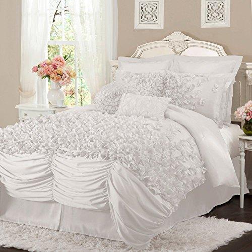 Lush Decor Lucia 4 pc. Comforter (Lucia Comforter Set)