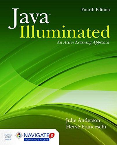 Java Illuminated: An Active Learning Approach