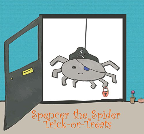 Spencer the Spider (Spencer's Halloween Costumes For Babies)