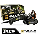 Work Sharp Knife & Tool Sharpener - Fast, Easy, Repeatable, Consistent Results