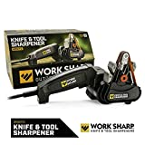 electric knife sharp - Work Sharp Knife & Tool Sharpener - Fast, Easy, Repeatable, Consistent Results