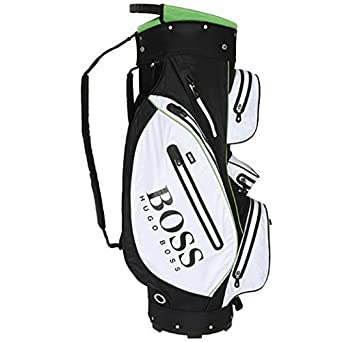 BOSS Hugo bolsa de golf, color blanco - Negro - Verde SP16 ...