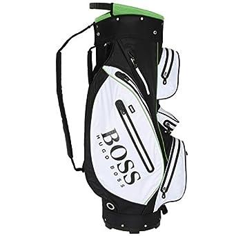 BOSS Hugo bolsa de golf, color blanco - Negro - Verde SP16 ...