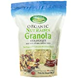New World Foods Organic Nut Raisin Granola, 908gm