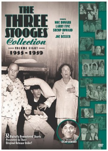 Columbia Classic Series - The Three Stooges Collection, Vol. 8: 1955-1959