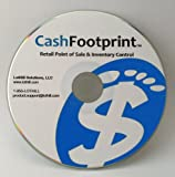 POS Software and Inventory Control, No Monthly Fees, Free Support & Updates - CashFootprint Retail Point of Sale by LotHill Solutions - Standard Edition