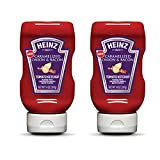 Heinz Ketchup with Caramelized Onion & Bacon, 14 Ounce (Pack of 2)