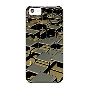 Special Case888cover Skin Cases Covers For Iphone 5c, Popular Cubes 16 Phone Cases
