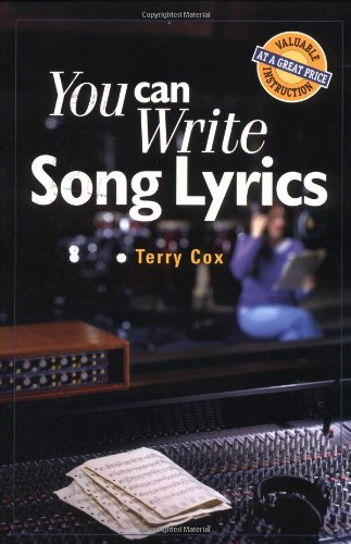 You Can Write Song Lyrics