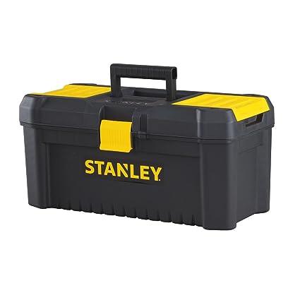 1652200e9 Stanley Caja plástica broche plástico 16 pulg Essential: Amazon.com ...