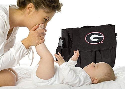 georgia bulldogs baby shower - 1