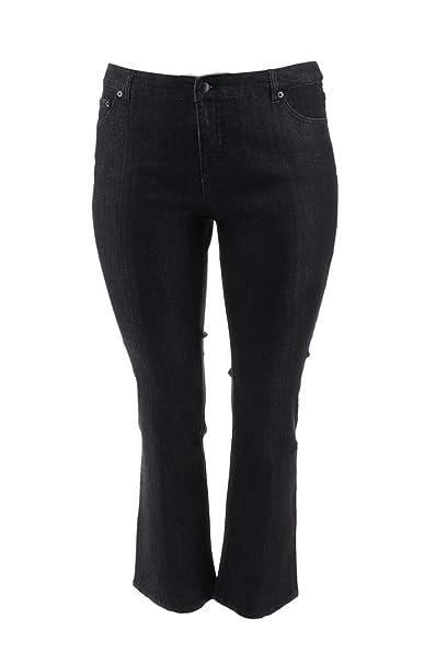 Amazon.com: Liz Claiborne A236988 - Pantalones vaqueros ...