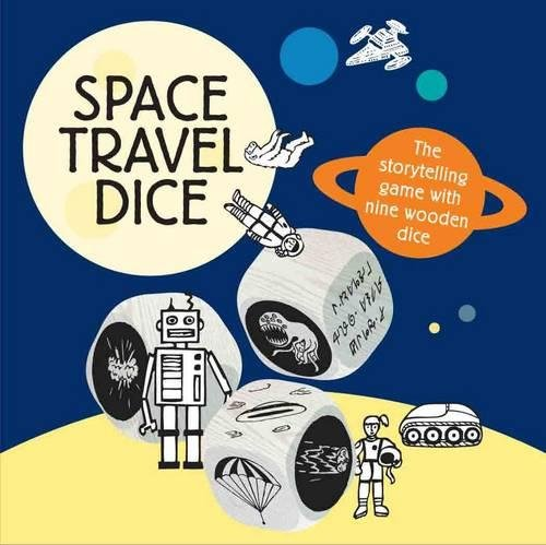 Dice London (Space Travel Dice (Magma for Laurence King))