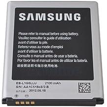 Samsung SAMSUNG GALAXY S3–Batería de repuesto (2100mAh) para AT & T, Sprint y T-Mobile Modelos–Batería–non-retail embalaje–Plata