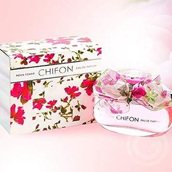 CHIFON POUR FEMME BY EMPER PERFUME FOR WOMEN 3.3 OZ 100 ML EAU DE PARFUM SPRAY