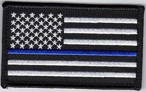 - Eagle Crest Thin Blue Line American Flag 2