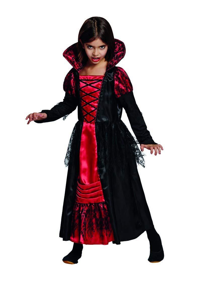 Rubie's Vampirkostüm schwarz-rot für Mädchen B00SRL9M4Y Kostüme für Erwachsene Wunderbar | Hohe Qualität und geringer Aufwand