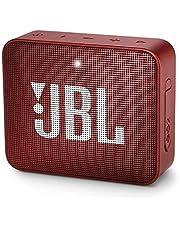 Caixa Multimídia PortátilGO 2, JBL, Vermelha