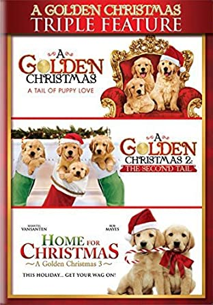 image unavailable image not available for color a golden christmas triple feature - A Golden Christmas 2
