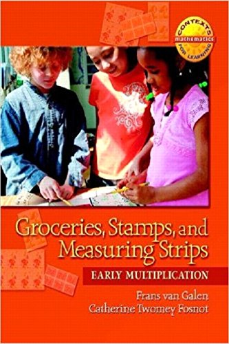 Groceries, Stamps, and Measuring Strips: Early Multiplication (Contexts Learning Mathematics, Grades 3-5: Investigating Multiplication and Division) (Stamp Strip)