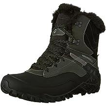 Merrell Women's Fluorecein Shell 8 Waterproof Ankle Boots