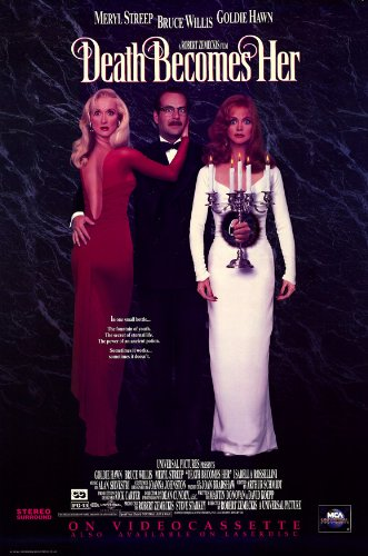 Death Becomes Her Poster Movie B 11x17 Mary Ellen Trainor...