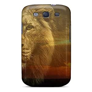 Fashion Protective A Kings Sunset Case Cover For Galaxy S3