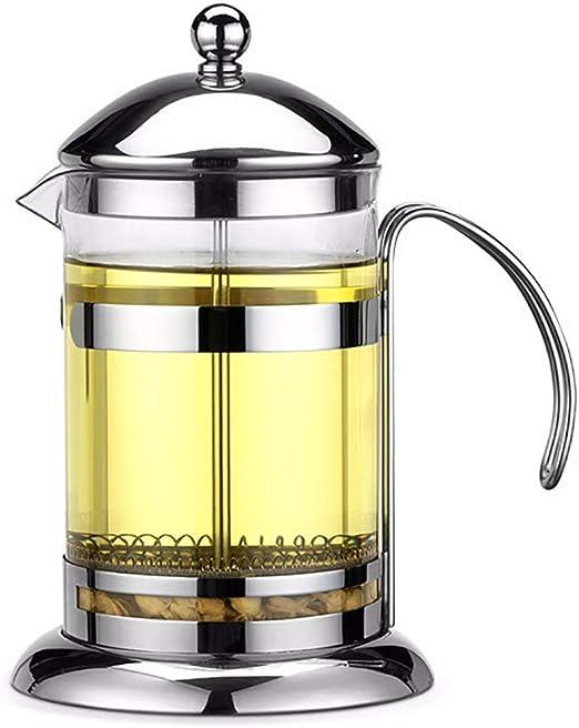 Cafetera Hervidor antifugas fácil de limpiar Frasco de vacío de ...