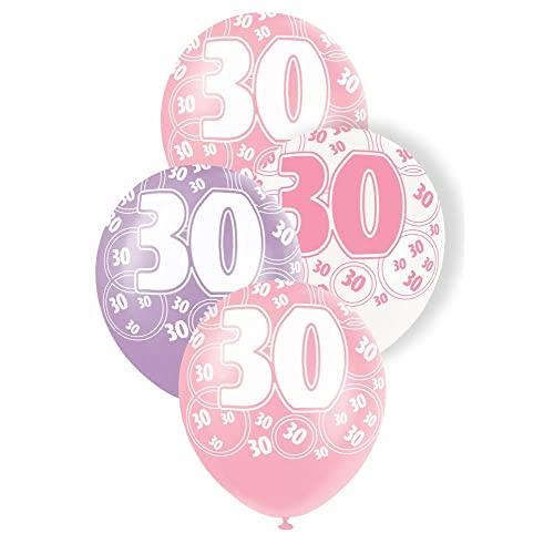 30th Birthday Decorations For Her Amazoncouk