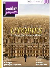 France Culture Papiers, N° 10 : par Jean-Michel Djian