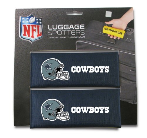 cowboys-luggage-spotter-suitcase-handle-wrap-bag-tag-locator-with-id-pocket-2-pack-closeout-great-gi