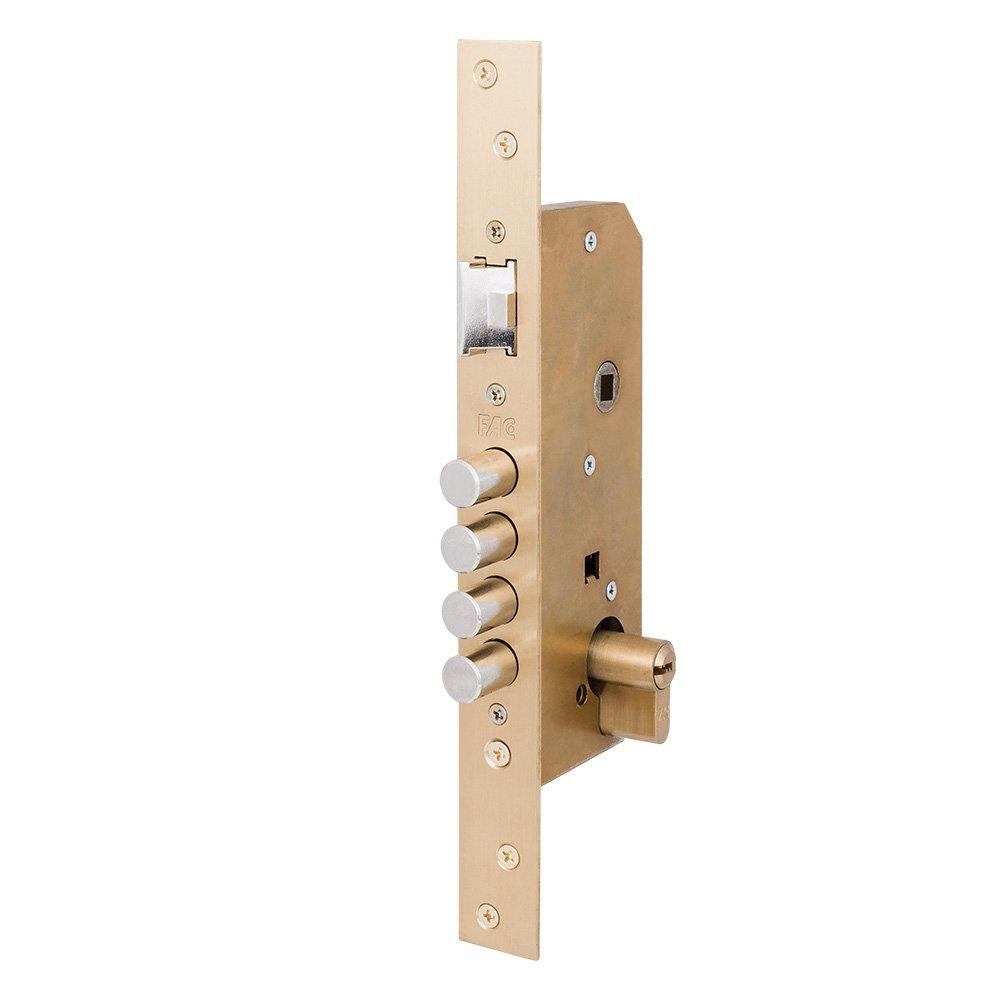 Fac 10006 - Cerradura Embutir 504-30X30 La: Amazon.es: Bricolaje y herramientas