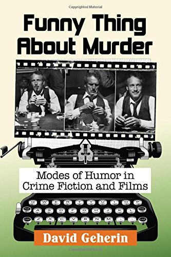 Geherin, D: Funny Thing About Murder: Amazon.es: Geherin, David: Libros en idiomas extranjeros