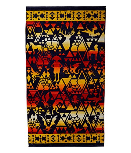 Pendleton Harry Potter Magical Creatures Oversized Spa/Beach Towel, One Size
